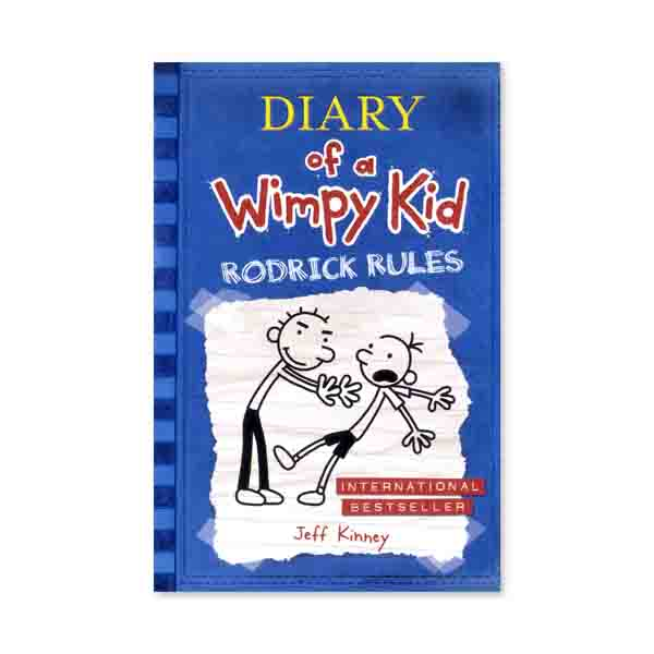 Thumnail : Diary of a Wimpy Kid #2 : Rodrick Rules