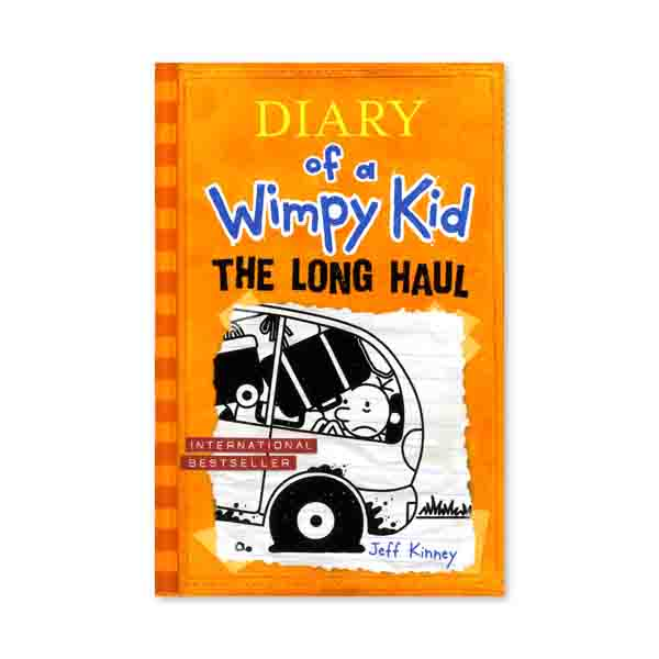 Thumnail : Diary of a Wimpy Kid #9 : The Long Haul