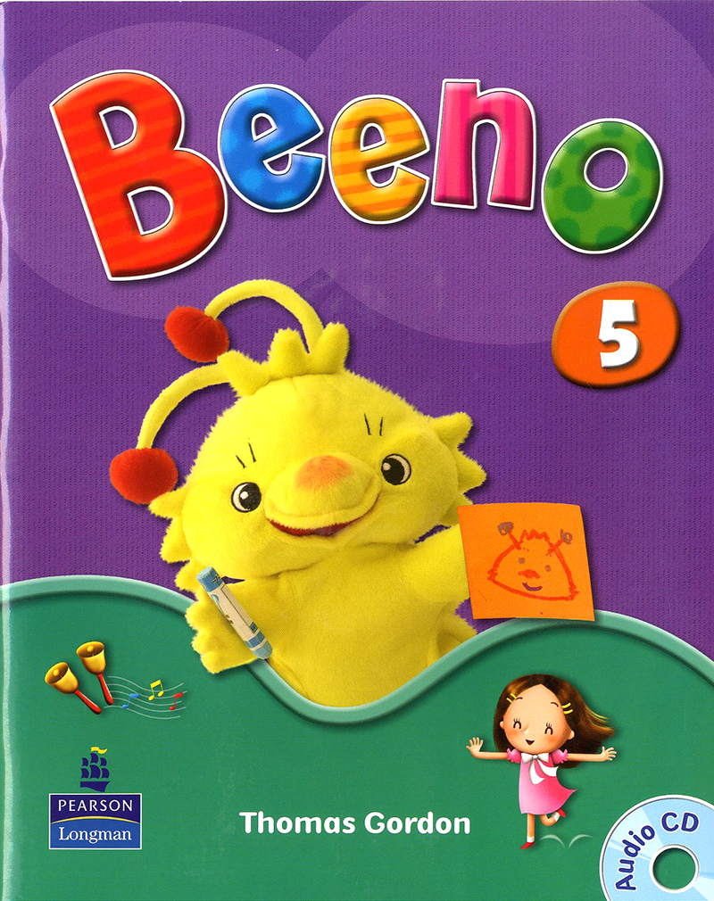 Thumnail : Beeno Student Book 5 (With CD)