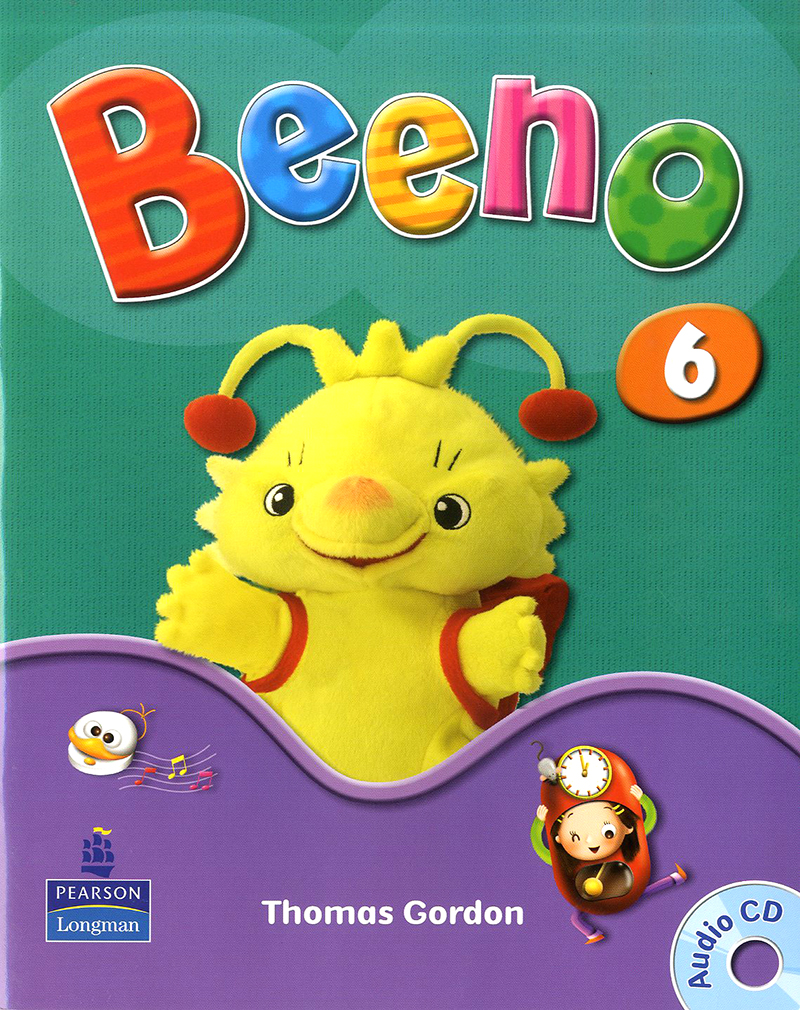 Thumnail : Beeno Student Book 6 (With CD)