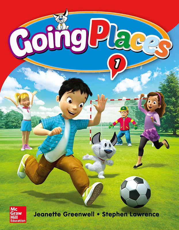 Thumnail : Going Places Level 1 Student Book with Workbook
