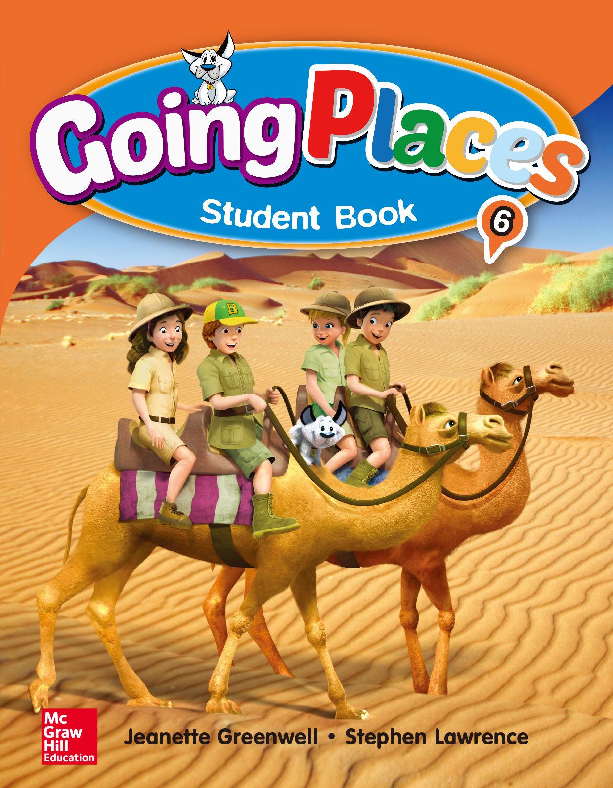 Thumnail : Going Places Level 6 Student Book with Workbook