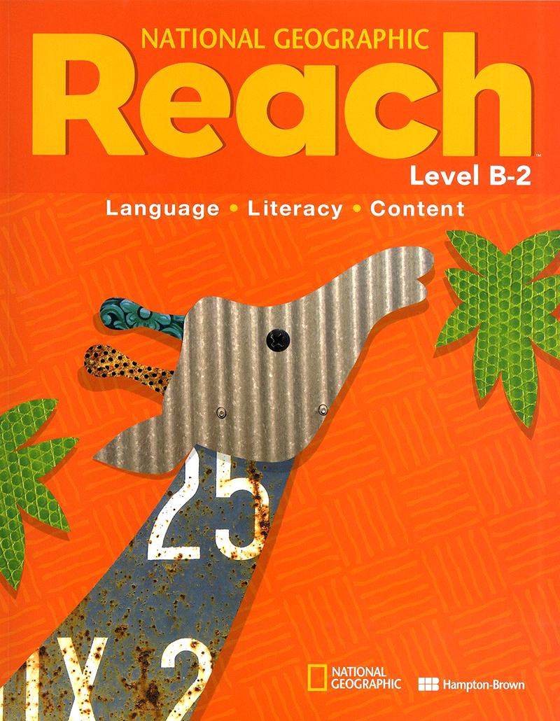 Reach Level B-2 S/B (with Audio CD)