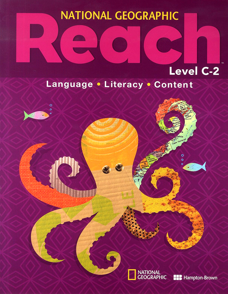 Reach Level C-2 S/B (with Audio CD)