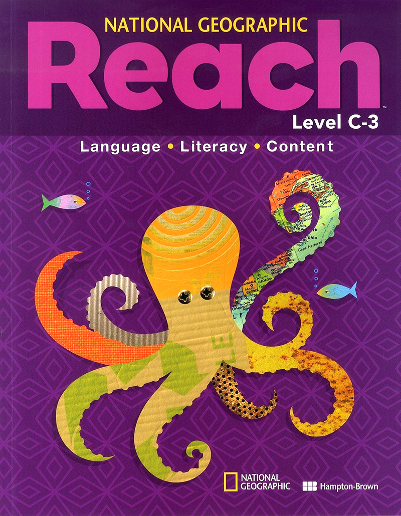 Reach Level C-3 S/B (with Audio CD)