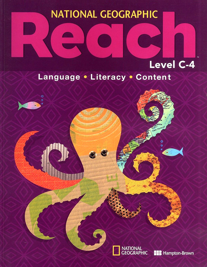Reach Level C-4 S/B (with Audio CD)