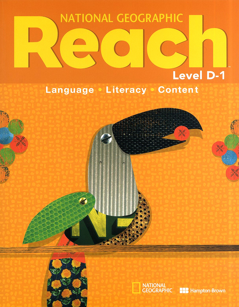 Reach Level D-1 S/B (with Audio CD)