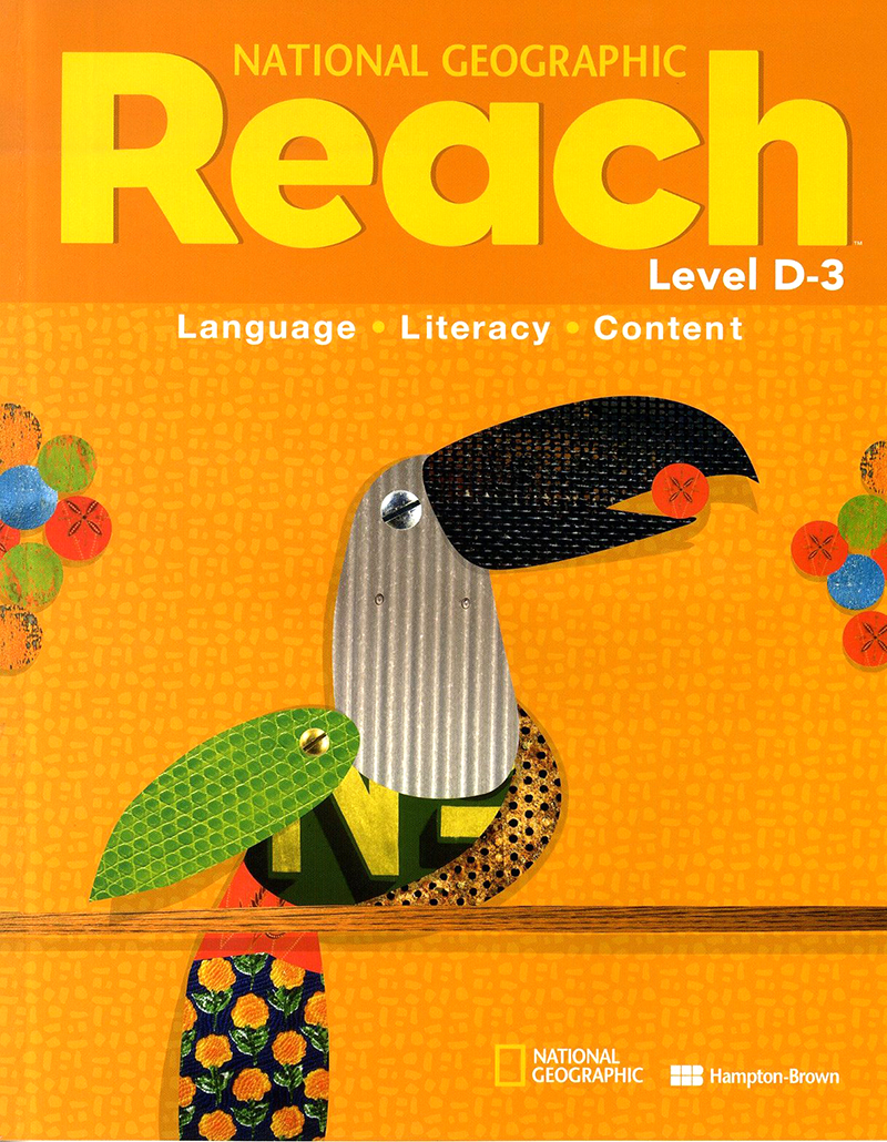 Reach Level D-3 S/B (with Audio CD)