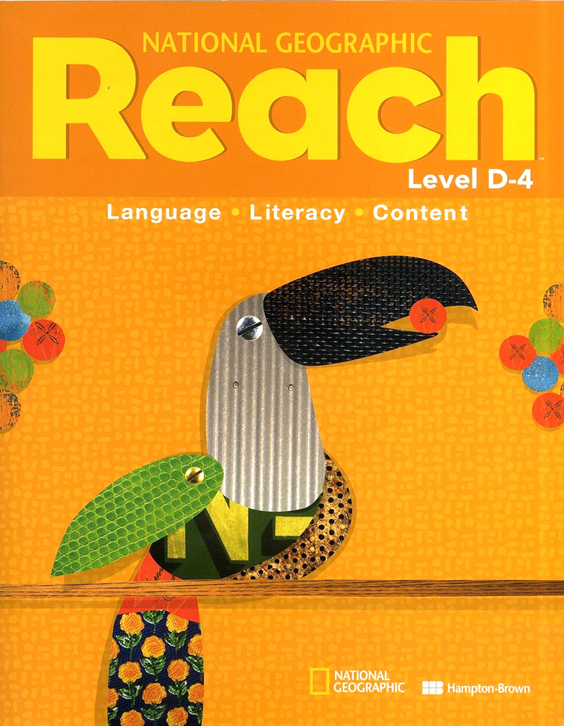Reach Level D-4 S/B (with Audio CD)
