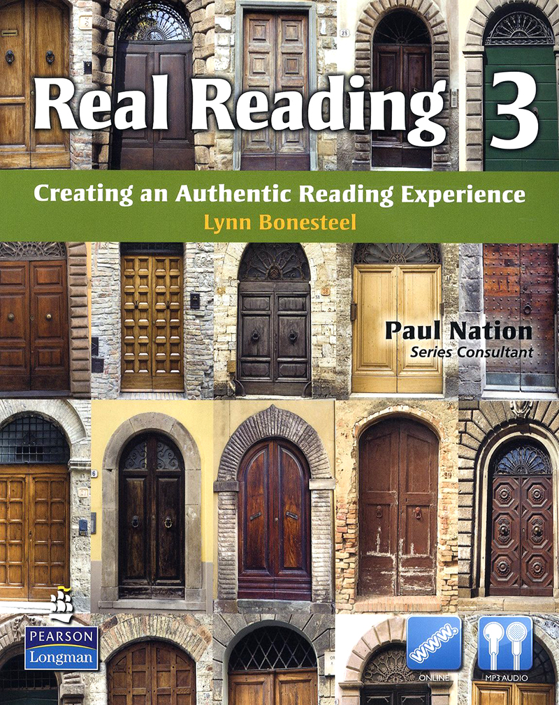 Thumnail : Real Reading 3