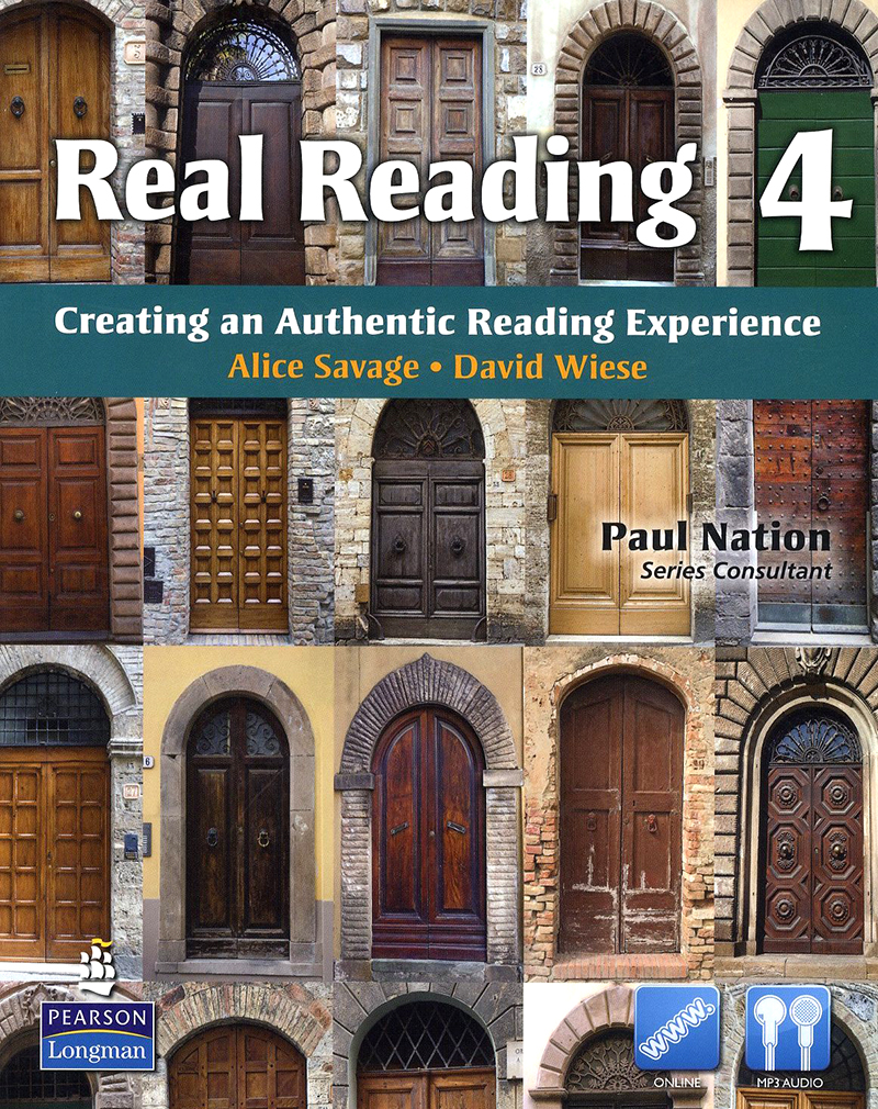 Thumnail : Real Reading 4