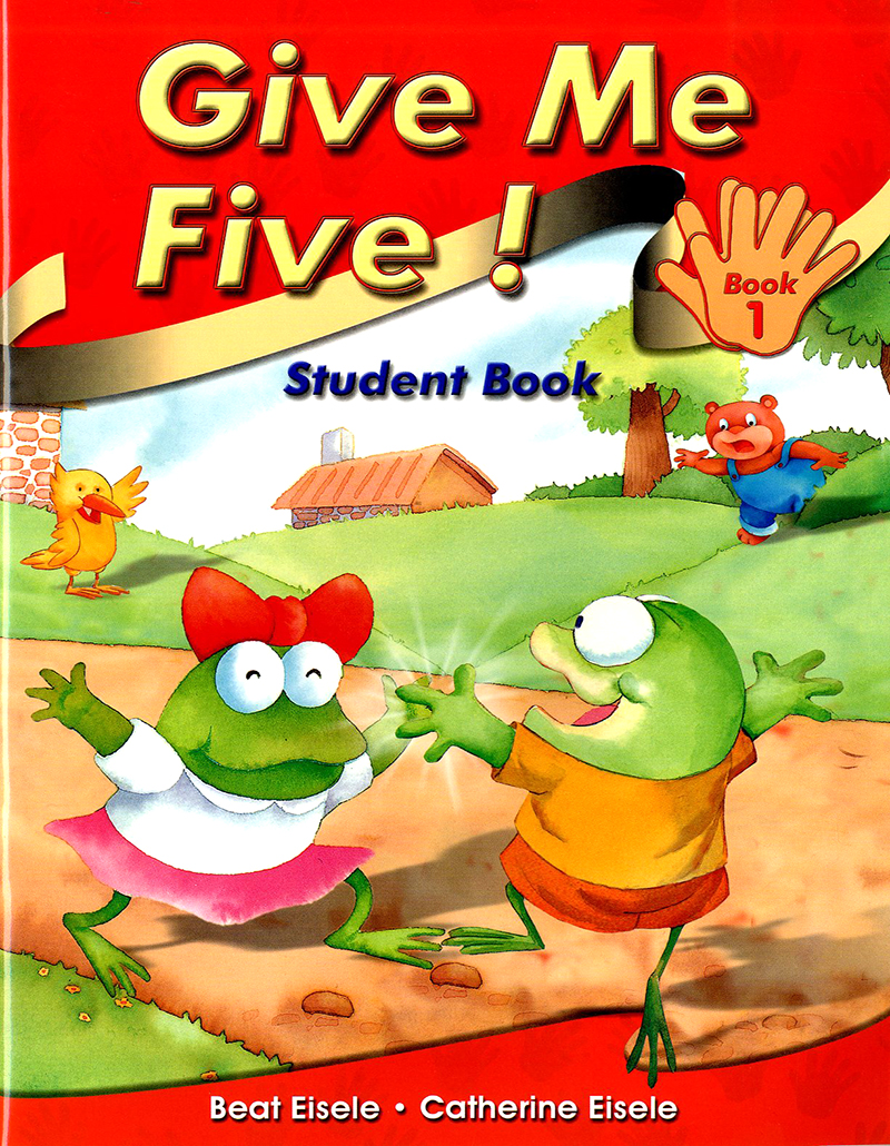 Thumnail : Give Me Five! Book 1 Student Book