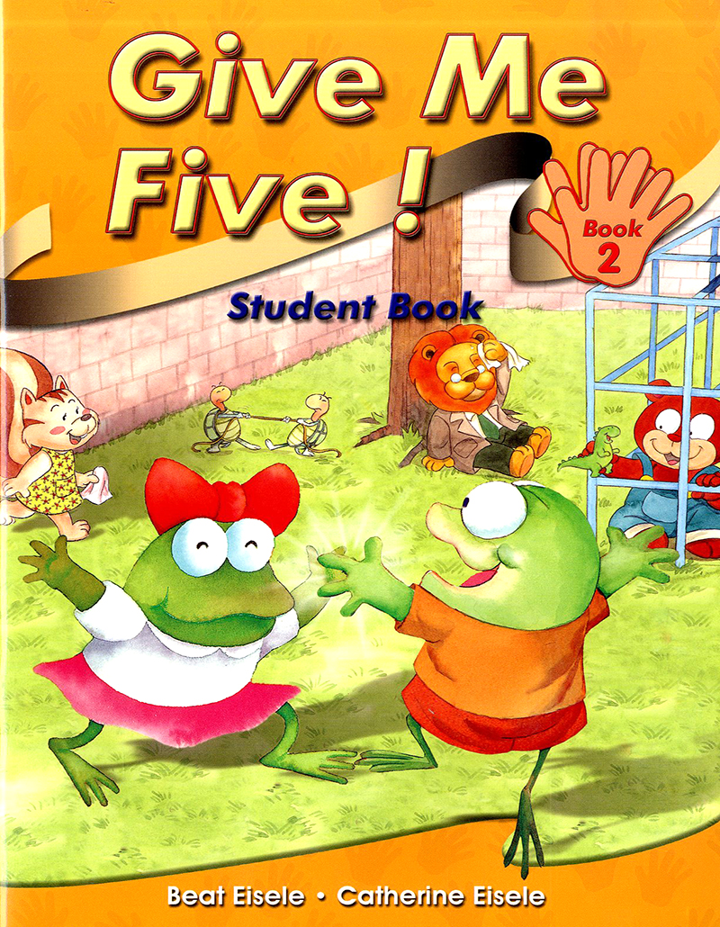 Thumnail : Give Me Five! Book 2 Student Book