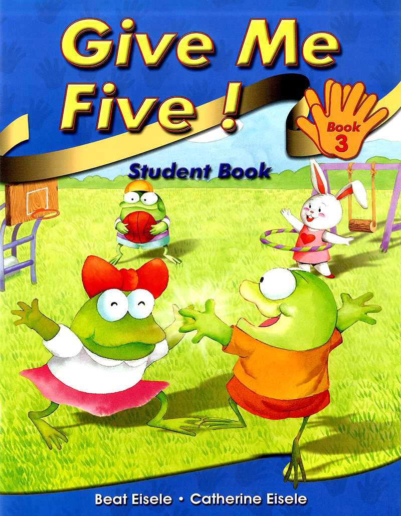 Thumnail : Give Me Five! Book 3 Student Book