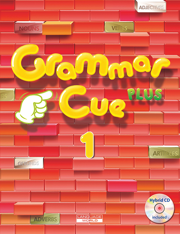 Thumnail : Grammar Cue Plus 1 (B+CD+W)