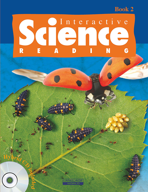 Thumnail : Interactive Science Reading S/B 2 (With Hybrid CD)