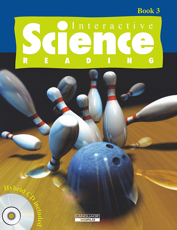 Thumnail : Interactive Science Reading S/B 3 (With Hybrid CD)