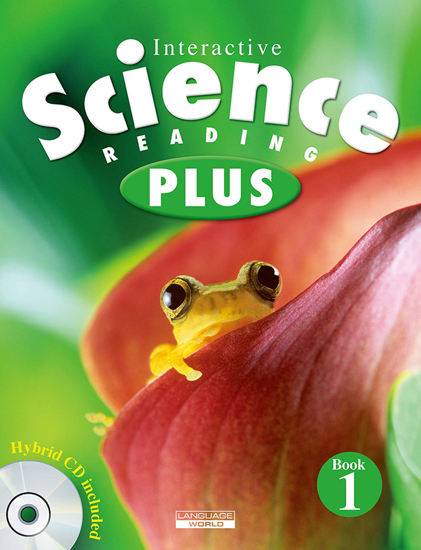 Interactive Science Reading Plus S/B 1 (With Hybrid CD)