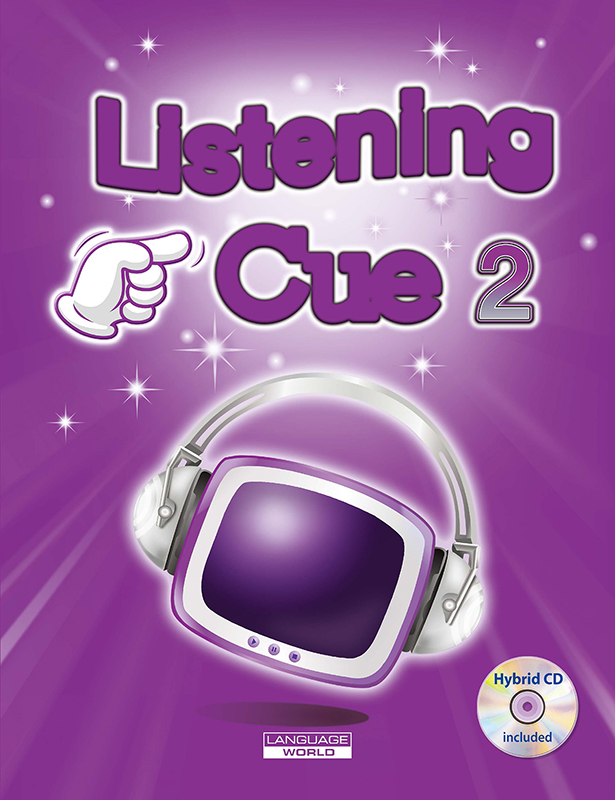 Thumnail : Listening Cue 2 (B+W+CD)