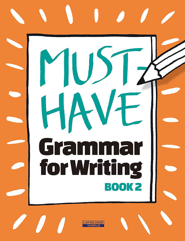 Must-Have Grammar for Writing Book 2 대표이미지