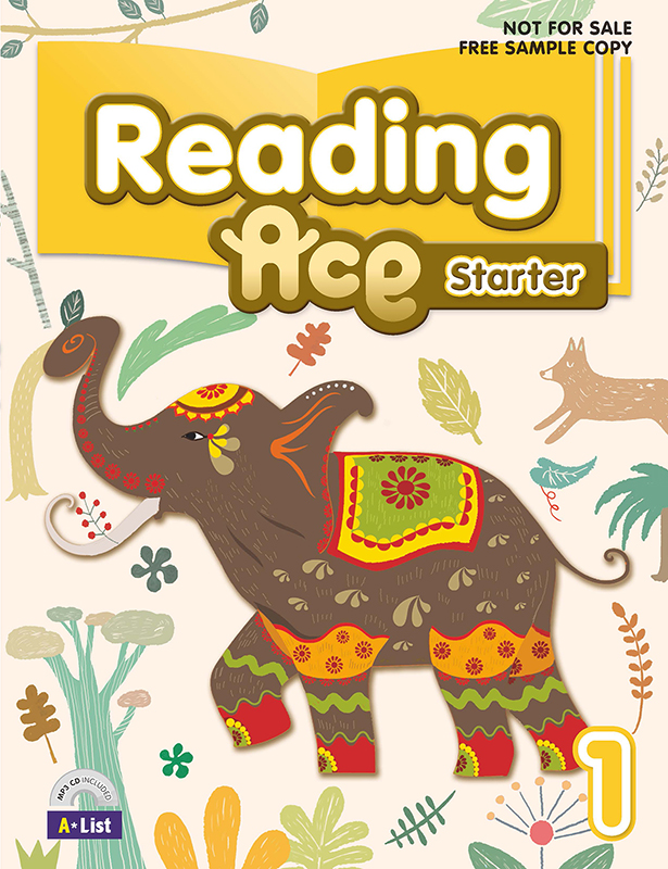 Reading Ace Starter 1 (B+W+MP3 CD+P) 대표이미지