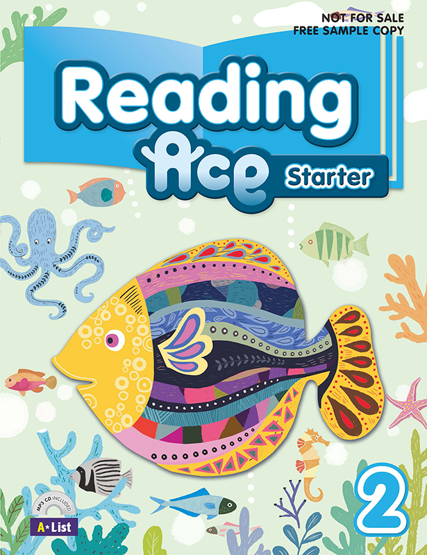 Thumnail : Reading Ace Starter 2 (B+W+MP3 CD+P)