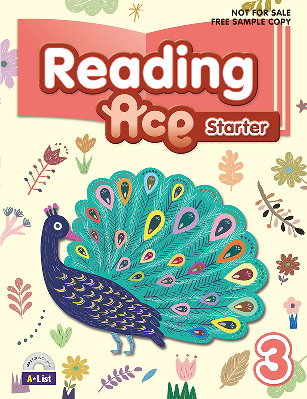 Reading Ace Starter 3 (B+W+MP3 CD+P) 대표이미지