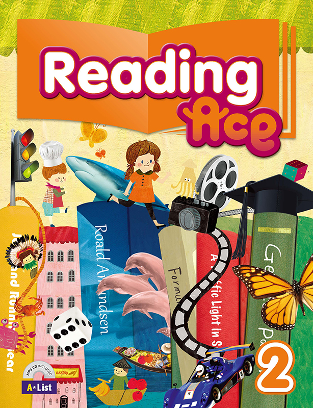 Reading Ace 2 (B+W+CD+P) 대표이미지