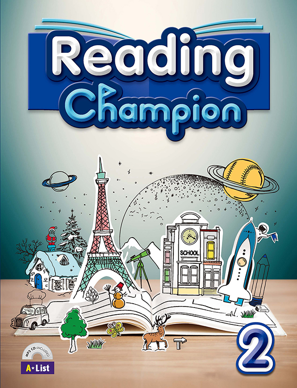 Reading champion 2 (B+W+MP3 CD+Summary) 대표이미지