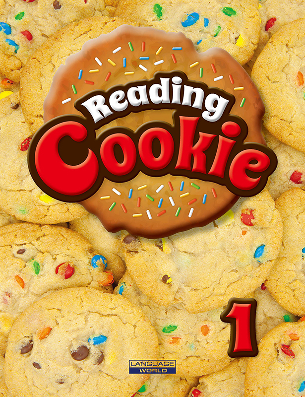 Reading Cookie 1 (B+W+CD)