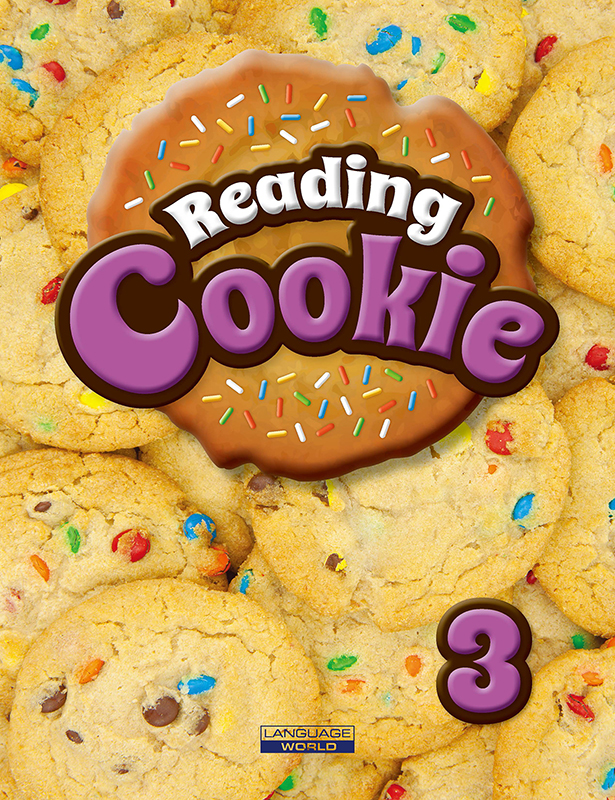 Thumnail : Reading Cookie 3 (B+W+CD)
