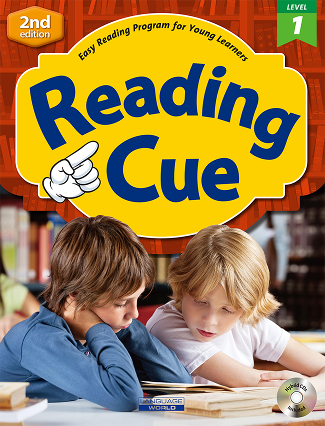 Reading Cue 1 (B+W+CD) New