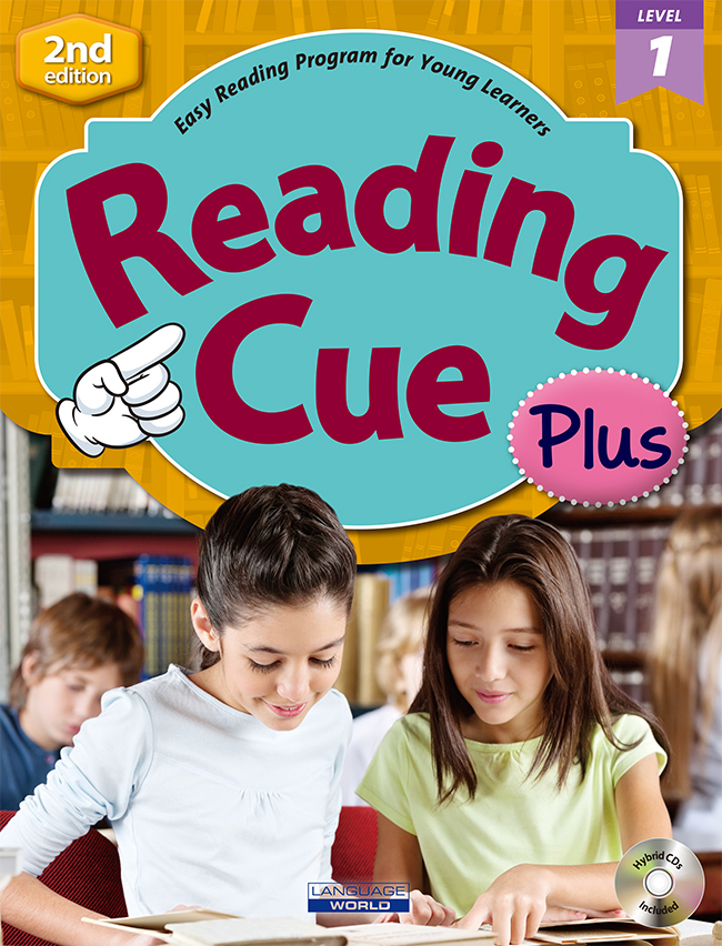 Reading Cue Plus 1 (B+W+CD) New