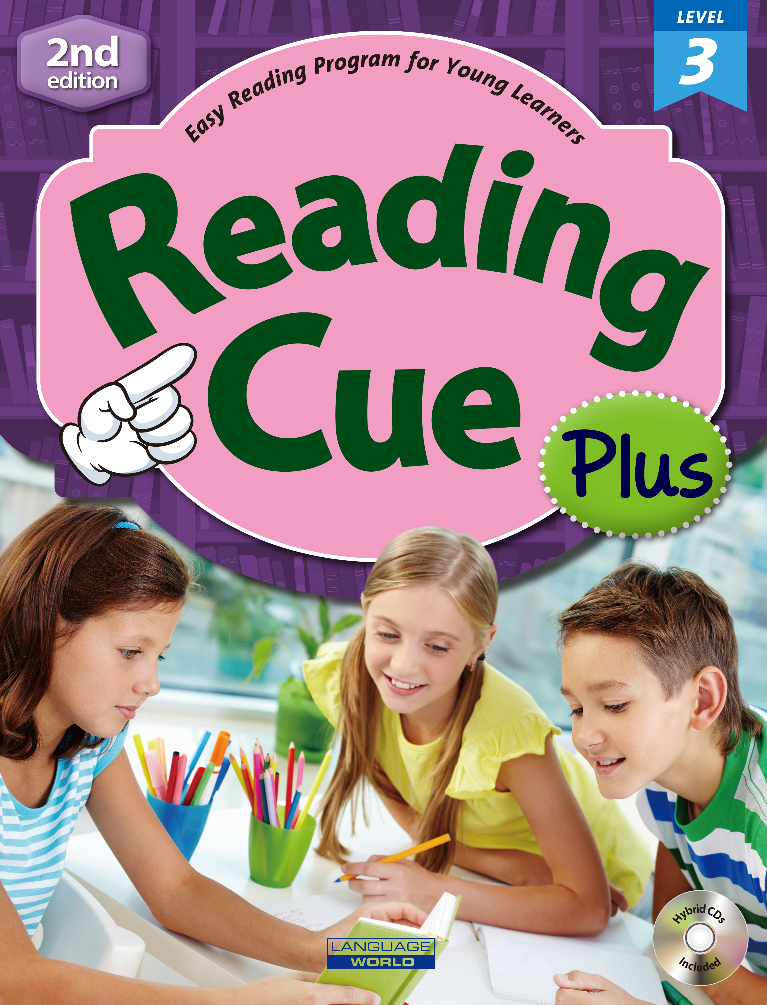 Thumnail : Reading Cue Plus 3 (B+W+CD) New