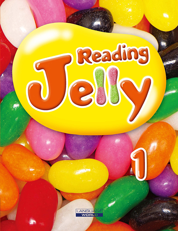 Thumnail : Reading Jelly 1 (B+W+CD)