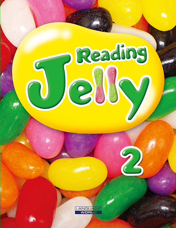Thumnail : Reading Jelly 2 (B+W+CD)