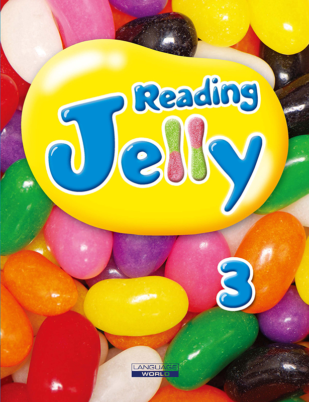 Thumnail : Reading Jelly 3 (B+W+CD)