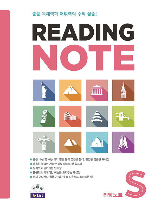 Reading NOTE Starter (Student Book) 대표이미지