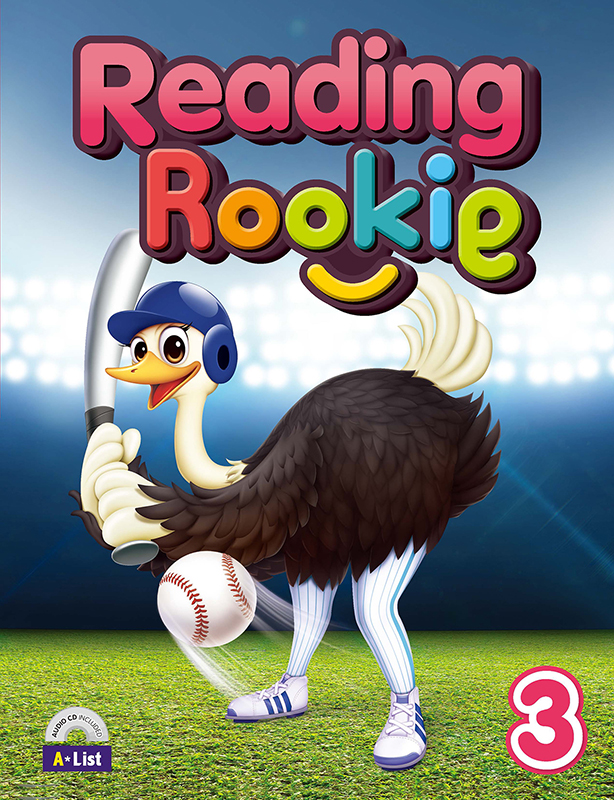 Thumnail : Reading Rookie 3