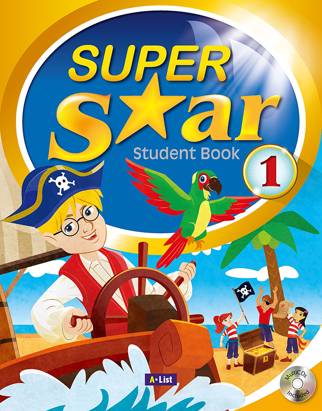 Thumnail : Super Star Student Book 1