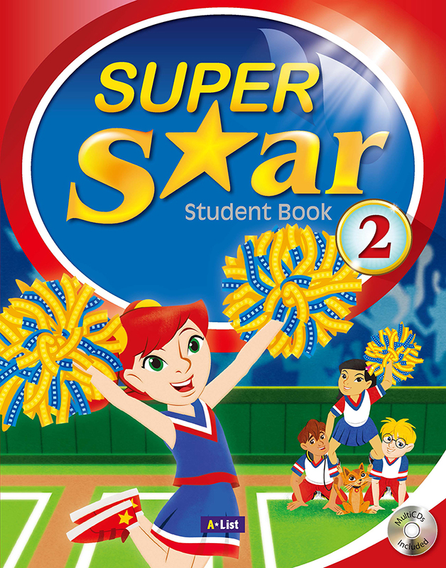 Thumnail : Super Star Student Book 2