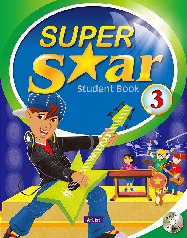 Thumnail : Super Star Student Book 3