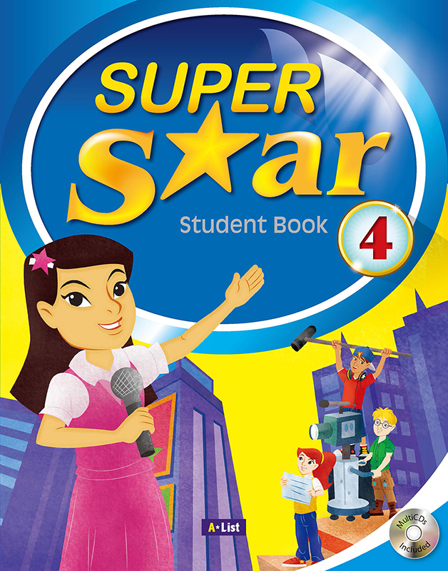 Thumnail : Super Star Student Book 4