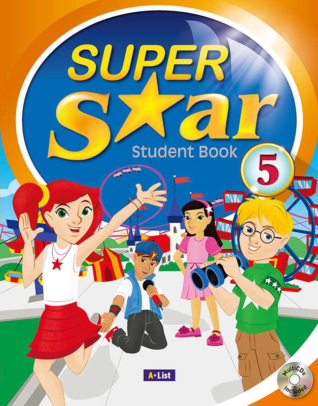 Thumnail : Super Star Student Book 5