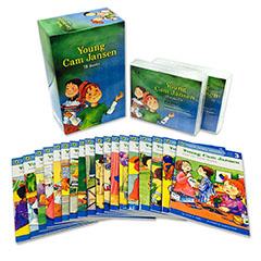 Puffin Young Readers Young Cam Jansen 18종 (B+CD) SET