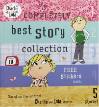 Charlie and Lola: My Completely Best Story Collection (H,영국판)