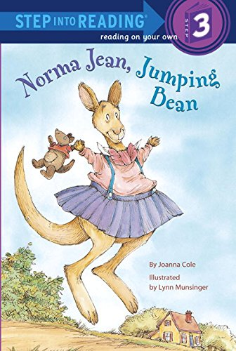 Thumnail : Step into Reading 3 Norma Jean, Jumping Bean