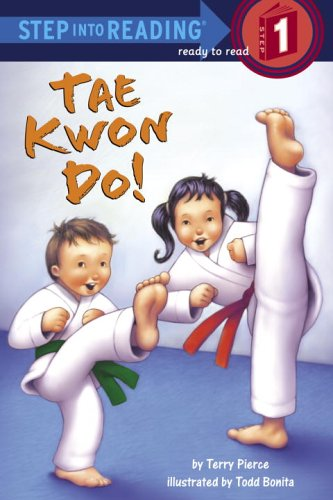 Thumnail : Step into Reading 1 Tae Kwon Do!