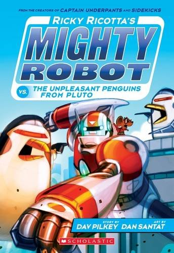 Ricky Ricotta's Mighty Robot vs.The Unpleasant Penguins from Pluto 대표이미지