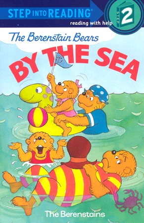 Step Into Reading 2 Berenstain Bears By the Sea 대표이미지